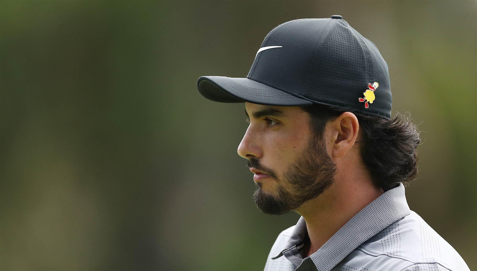 PGA officials target Aus Open champ