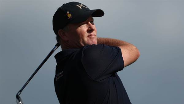 Fraser backs Goddard as US Open caddie