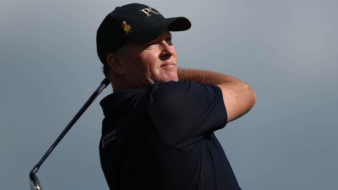 Fraser backs Goddard as US Open caddie