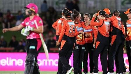 Scorched earth: Formidable Scorchers lock-in WBBL squad