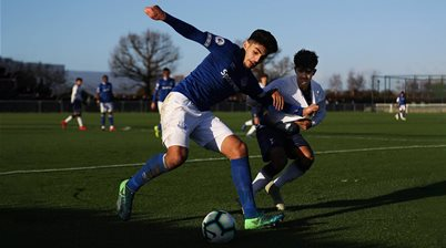 Aussie youngster re-signs with Everton