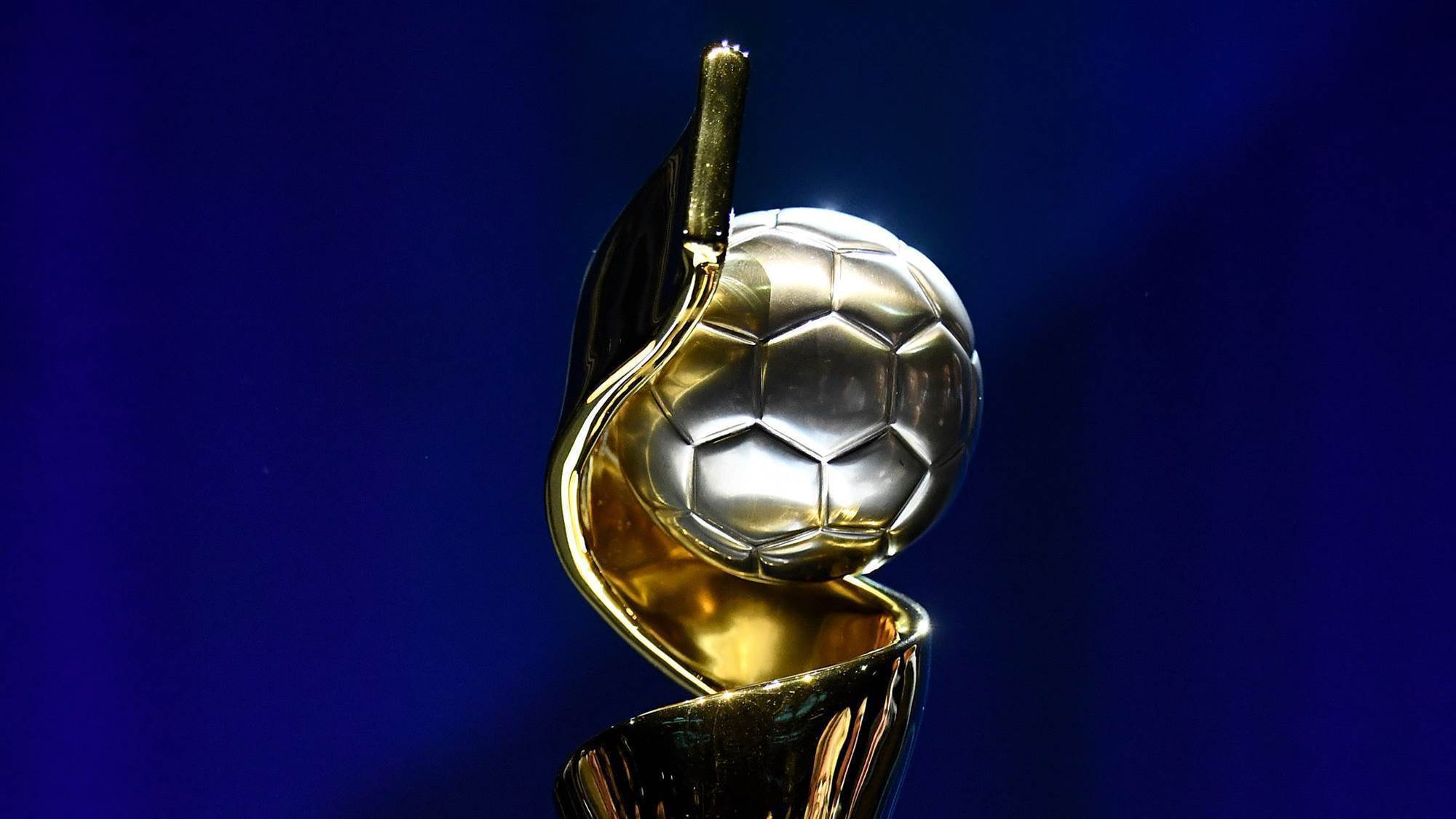 World Cup trophy to hit Australian soil