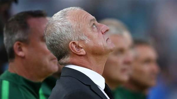 MLS club also chasing Arnold, but FFA confident of Socceroos 'prestige'