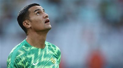 'Thanks Timmy': Australia send Cahill off in style