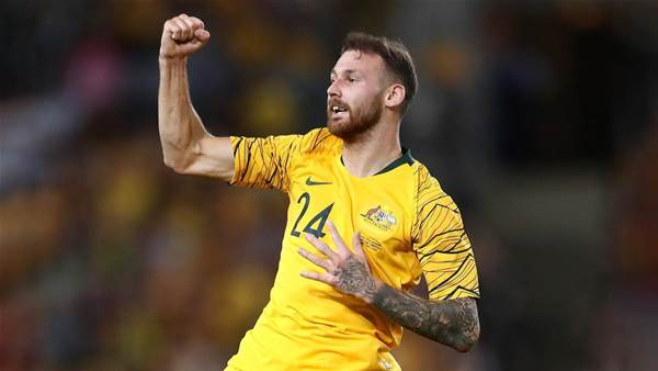 Socceroos to play in Copa America