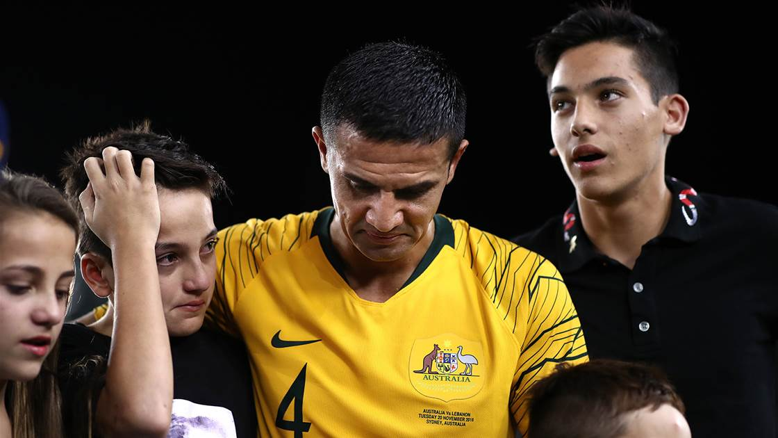 'My man making moves...' - Cahill's son joins Spanish club's academy