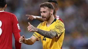 Socceroo sidelined for the season
