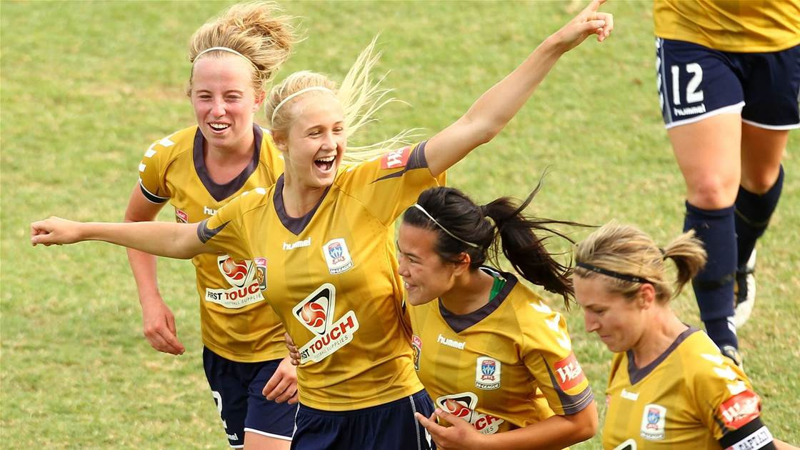 The greatest W-League upsets