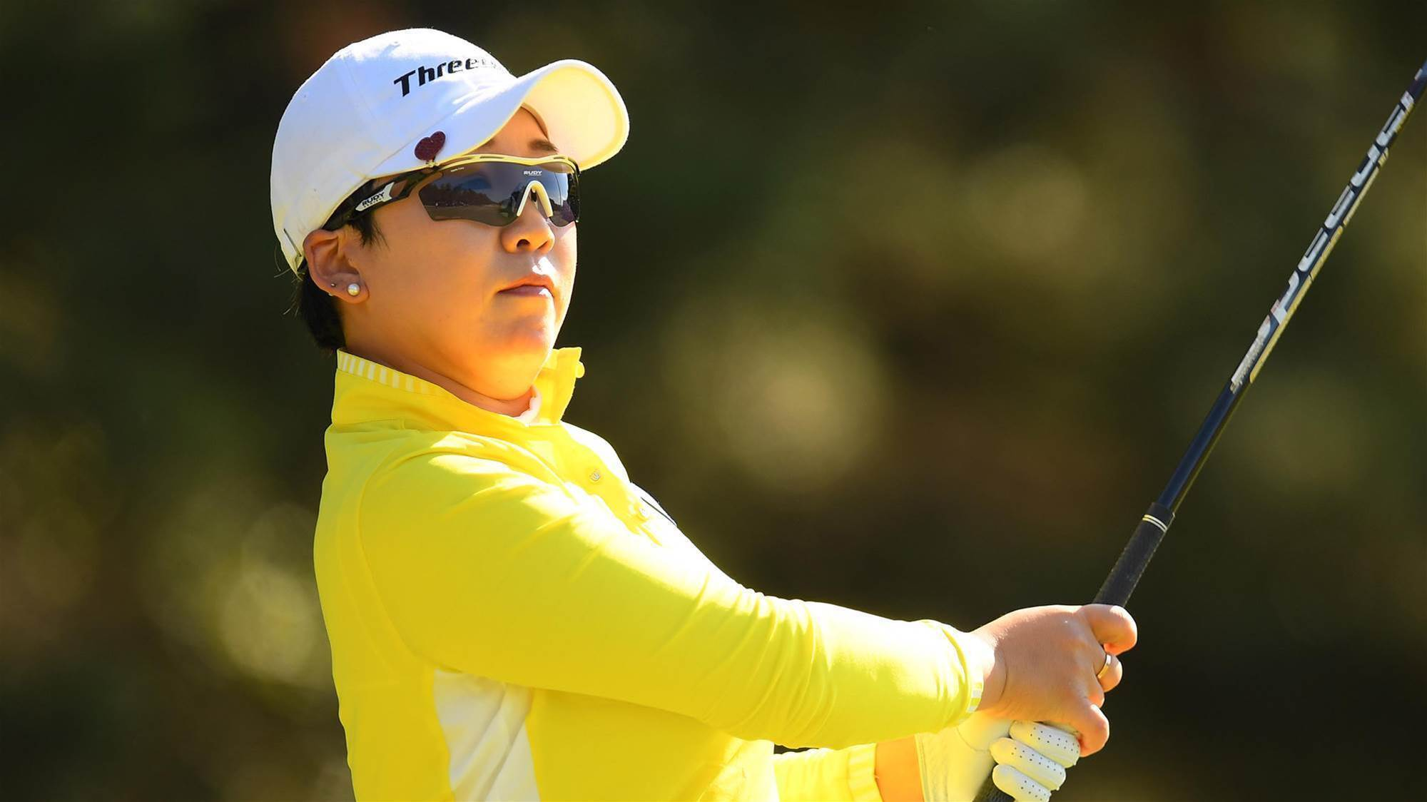 Shin aims for more Canberra glory