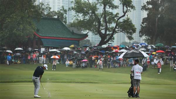 Hong Kong Open postponed due to unrest