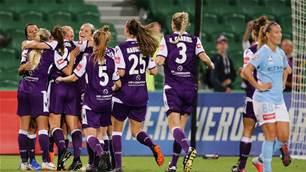Perth maintain unbeaten start in seven goal thriller