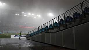 Rain postpones Sydney derby
