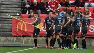 Melbourne City vs Adelaide United player ratings