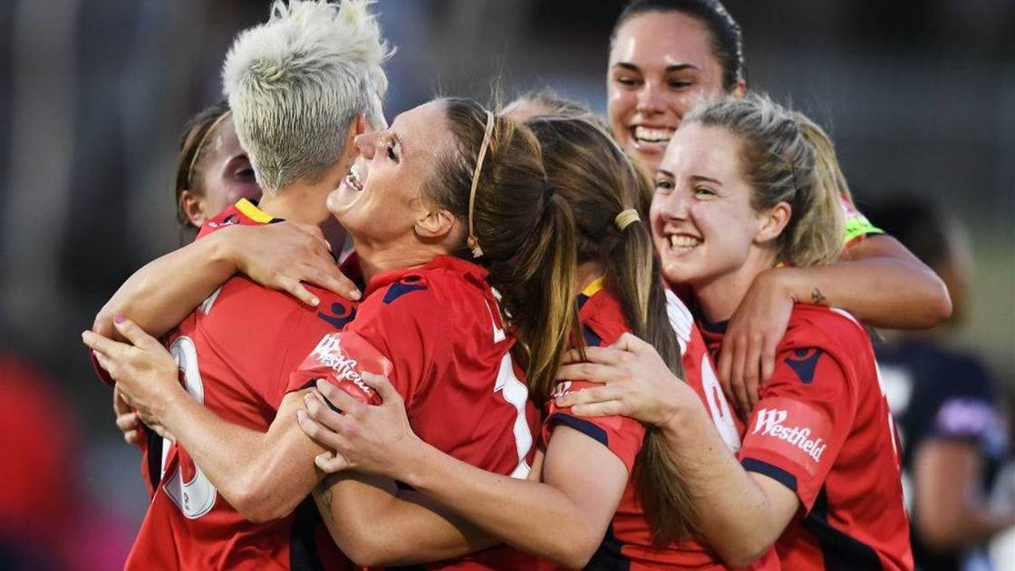 A more eventful encounter! Adelaide shock Victory