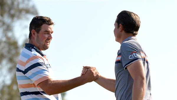 Leishman & Smith set for season finale