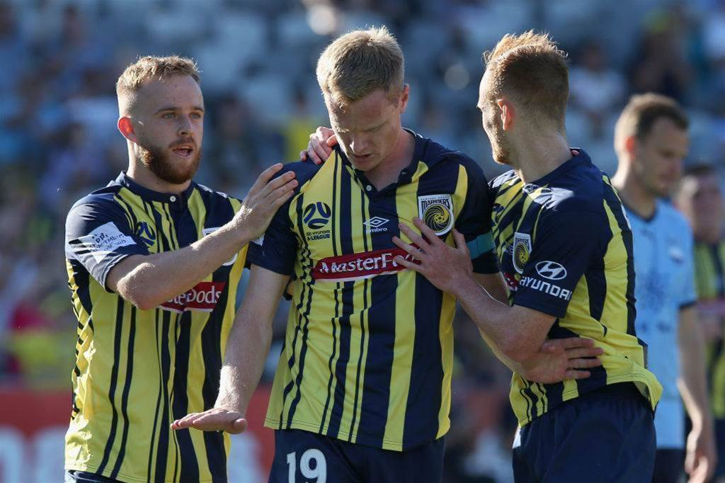 Sydney 2 Central Coast Mariners 1: Player Ratings