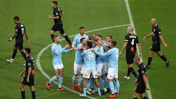 Melbourne City v Newcastle Jets player ratings