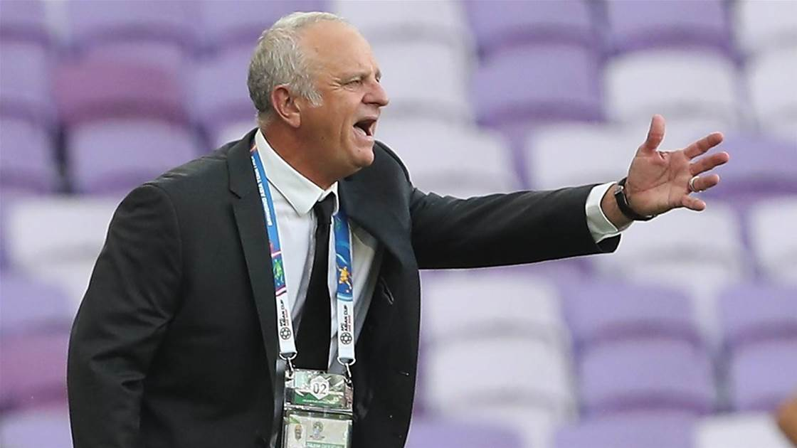 Arnie: I expect a Roos reaction