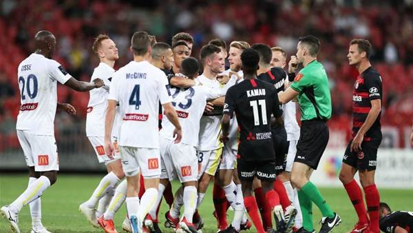 Western Sydney Wanderers 2 Central Coast Mariners 0: Player Ratings