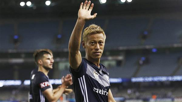 Melbourne Victory hamstrung by Honda injury