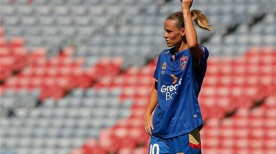 Matildas star out for the season