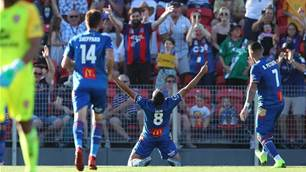 Newcastle Jets 2 Brisbane Roar 0: Player Ratings