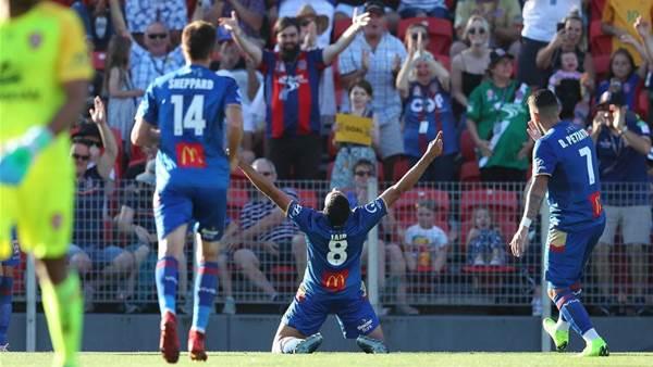 Newcastle Jets 2 Brisbane Roar 0: Player Ratings