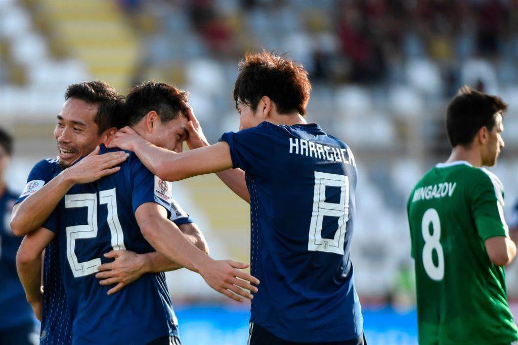 Almost-shocker! Japan scrapes past Turkmenistan