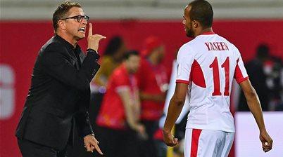 Jordan coach backs 'sons' against Australia