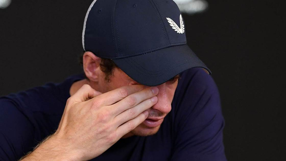Murray: This could be the last time...