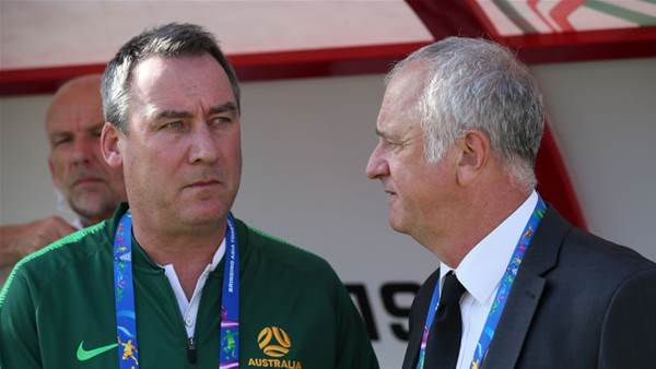 Socceroos assistant coach contracts COVID