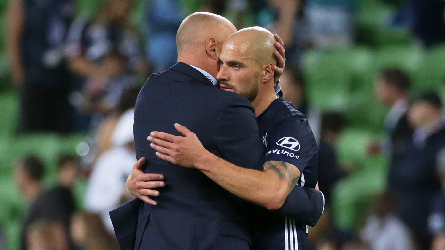 Muscat: 'Don't rule out Troisi'