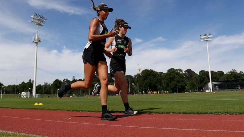 The busiest woman in AFLW: Pies' Fowler soaring on and off field