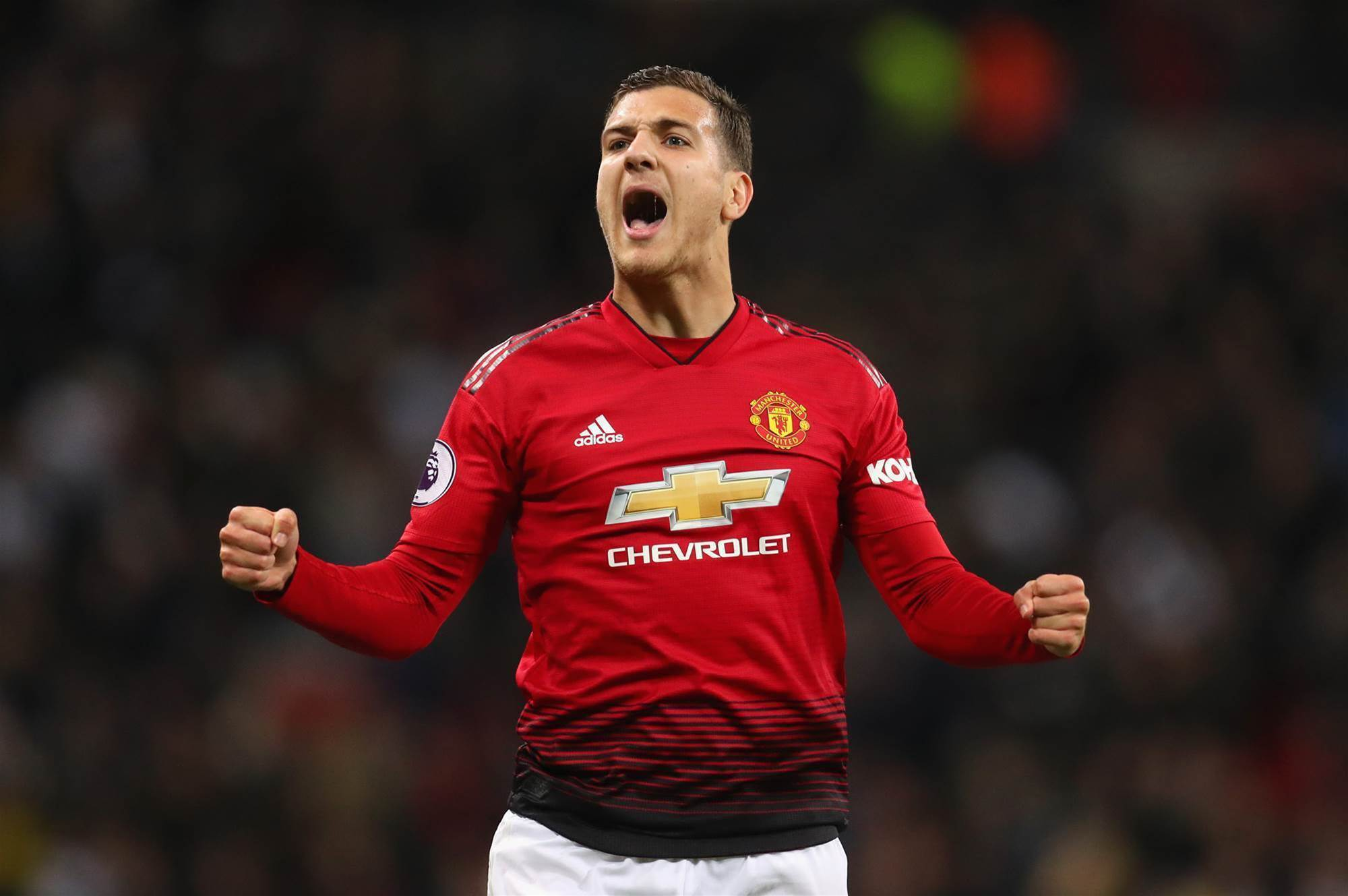Man Utd's Dalot uses first salary to buy former team new bus