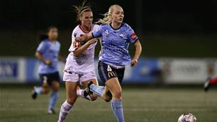Whirlwind journey for Ralston