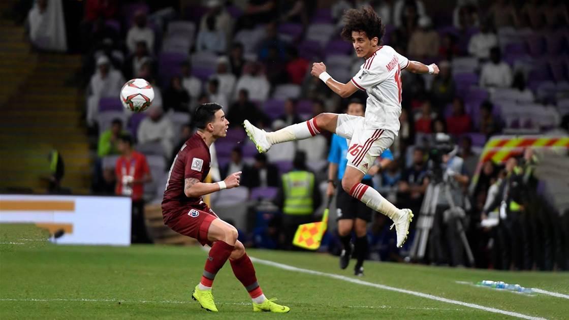 Thailand, UAE go through to last 16