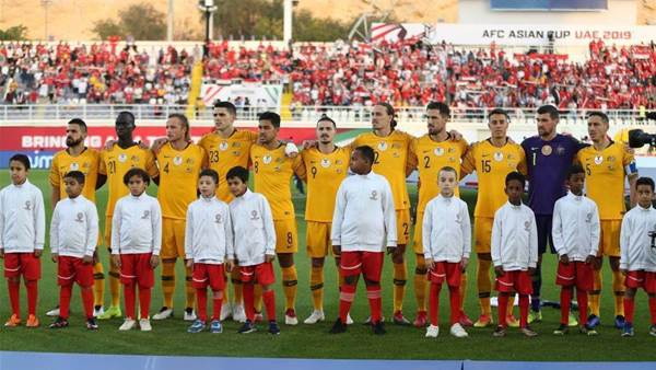 Australia vs Syria Player Ratings