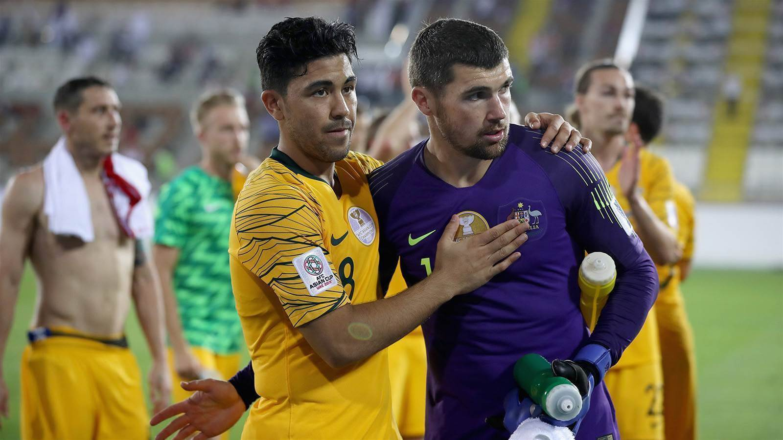 Luongo: Asian Cup's 'moment of madness'