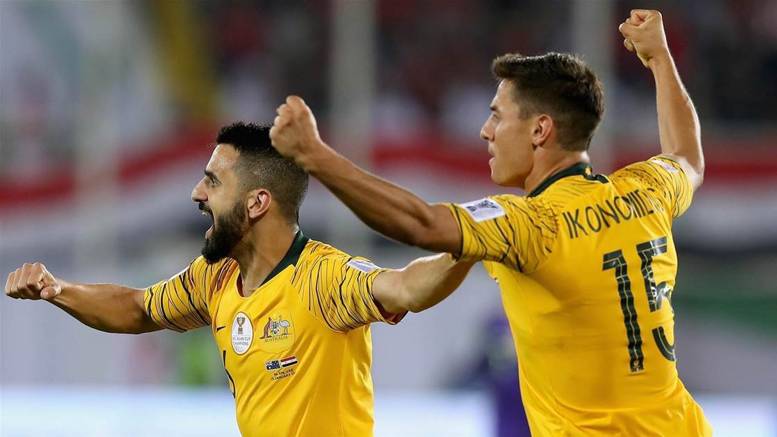 Socceroos will get better, warns Behich