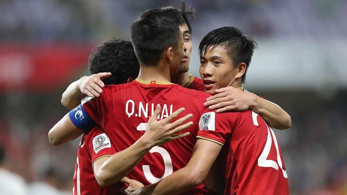 Vietnam sweats on third spot