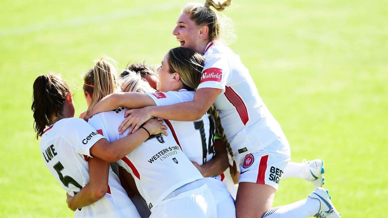 Wanderwomen run rampant to secure first win of the season