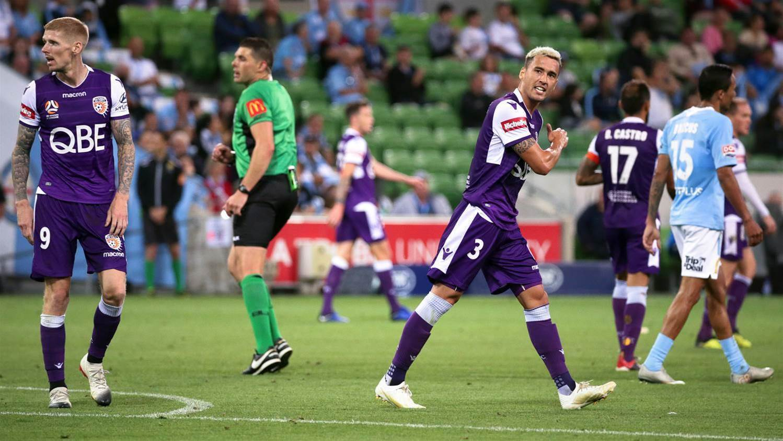 Popovic tells Glory 'embrace' the pressure