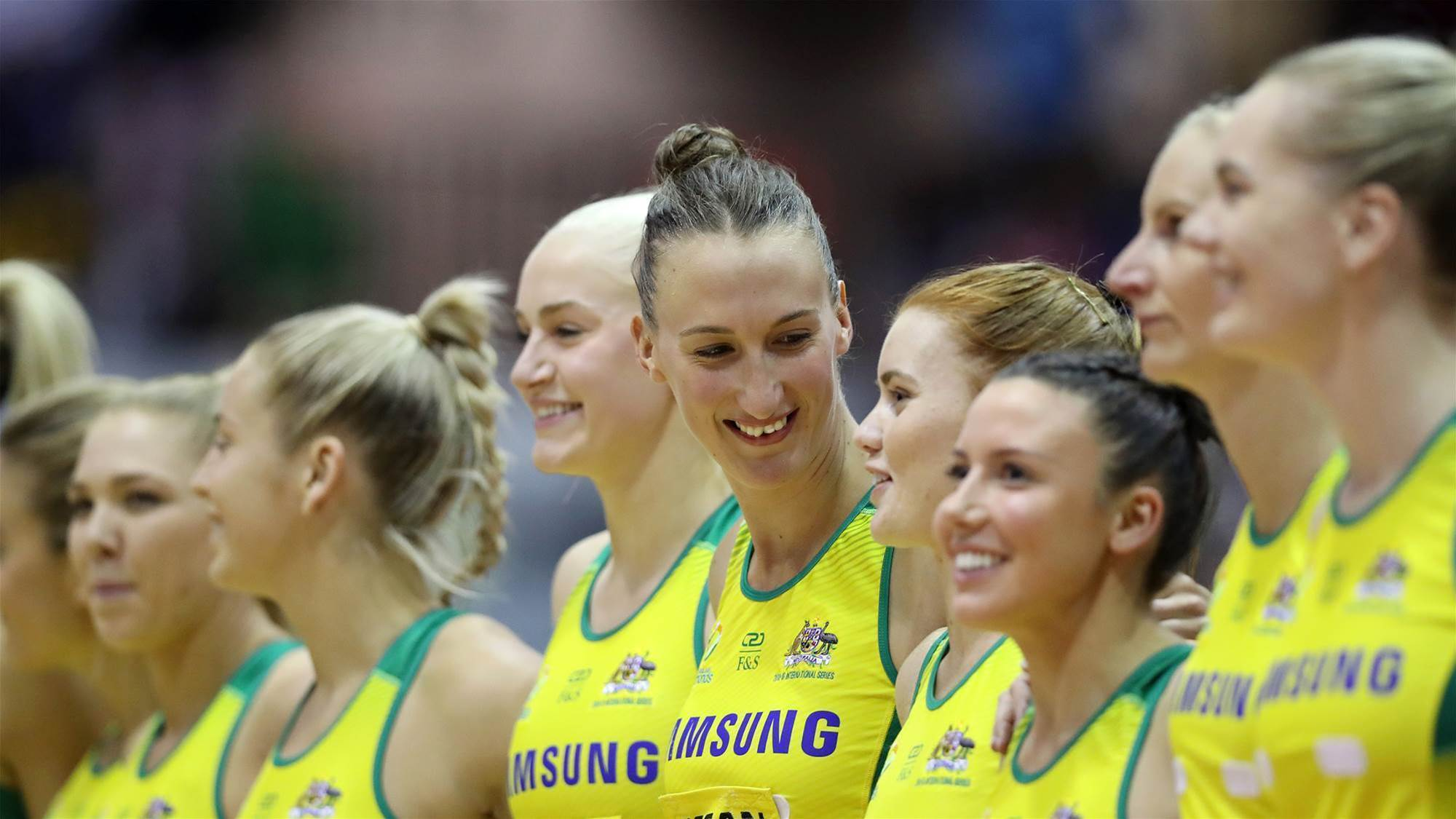 Channel 9 to broadcast Netball World Cup