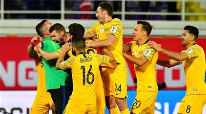 Australia v Uzbekistan player ratings