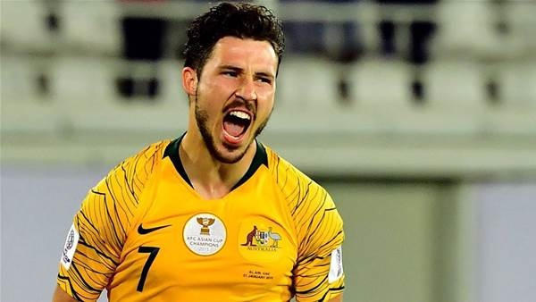 Spotkick hero Leckie: It was all Ryan!