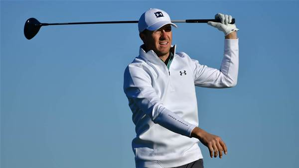 Spieth hopes slump ends at Pebble Beach