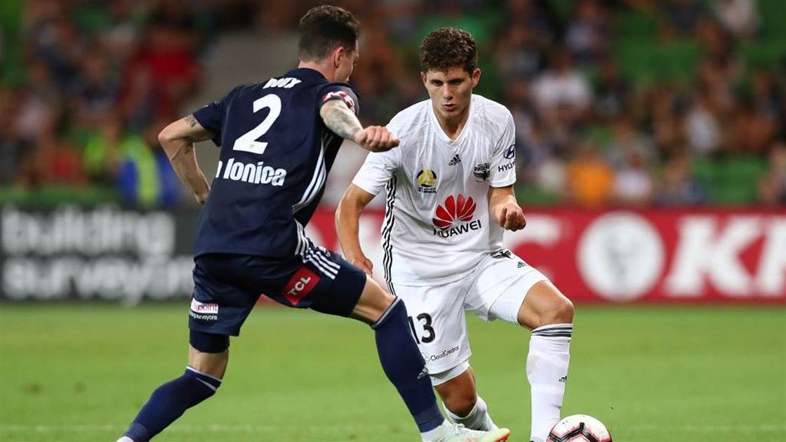 Melbourne Victory vs Wellington Phoenix player ratings
