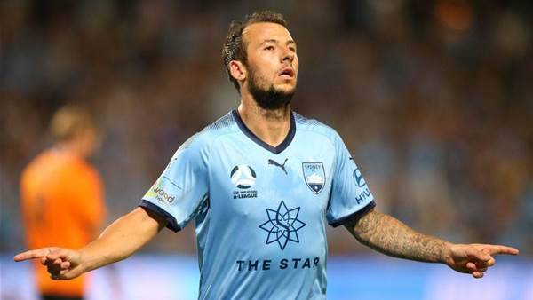 Le Fondre: I'm here to score goals