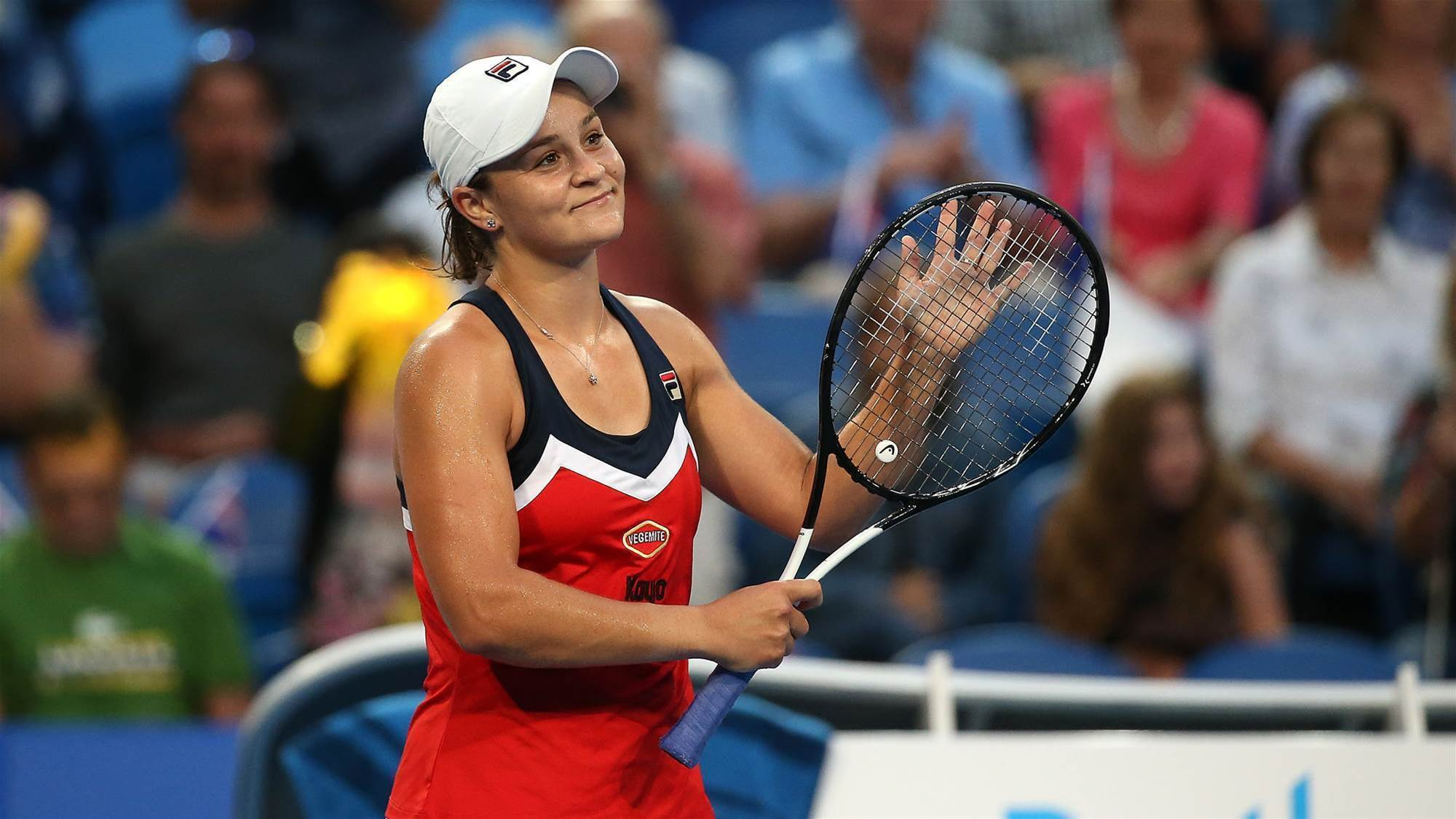 Barty wants to crack the top 10