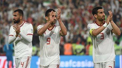 Iran smash past China into semis